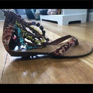 Shoes - Colorful sandals